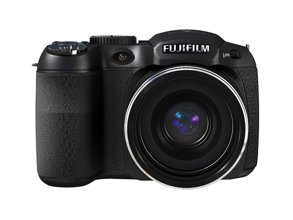 FUJIFILM FinePix S1600 Digital Camera. 12MP, 15x Wide Optical Zoom, 3 inch LCD (Used-Like New)
