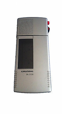 GRUNDIG DH 2220 Analogue Dictation Machine (Used-Like New-Boxed)