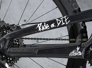 Ride or Die Frame Protector