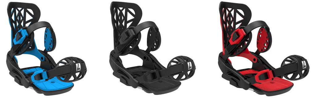Next Gen TM Bindings - Color Options