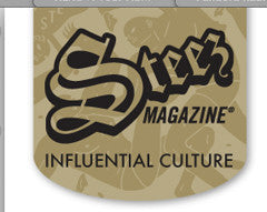 Steez Magazine Logo