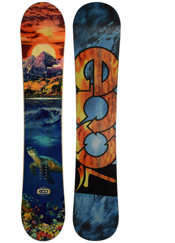 2019 Launch Eco Snowboard