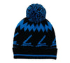 Launch Baller Beanie Black/Blue Main