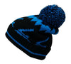 Launch Baller Beanie Black/Blue Side
