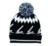 Launch Baller Beanie Black/White Main