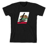 Launch California Tee Black