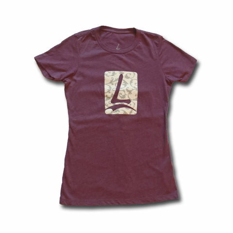 Launch Women's Ornate Tee