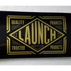 Launch The Inaugural Street Deck Black/Gold 4