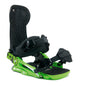 Launch ST Beyond Series Snowboard Binding Front Black/Green