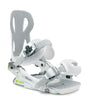 Launch TM Beyond Series Snowboard Binding White/Green