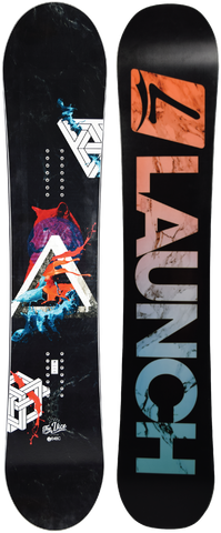 2019 Launch Vice Women's Snowboard