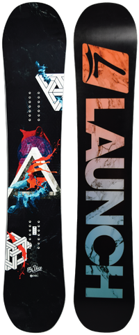 Launch Vice RC Women's Snowboard