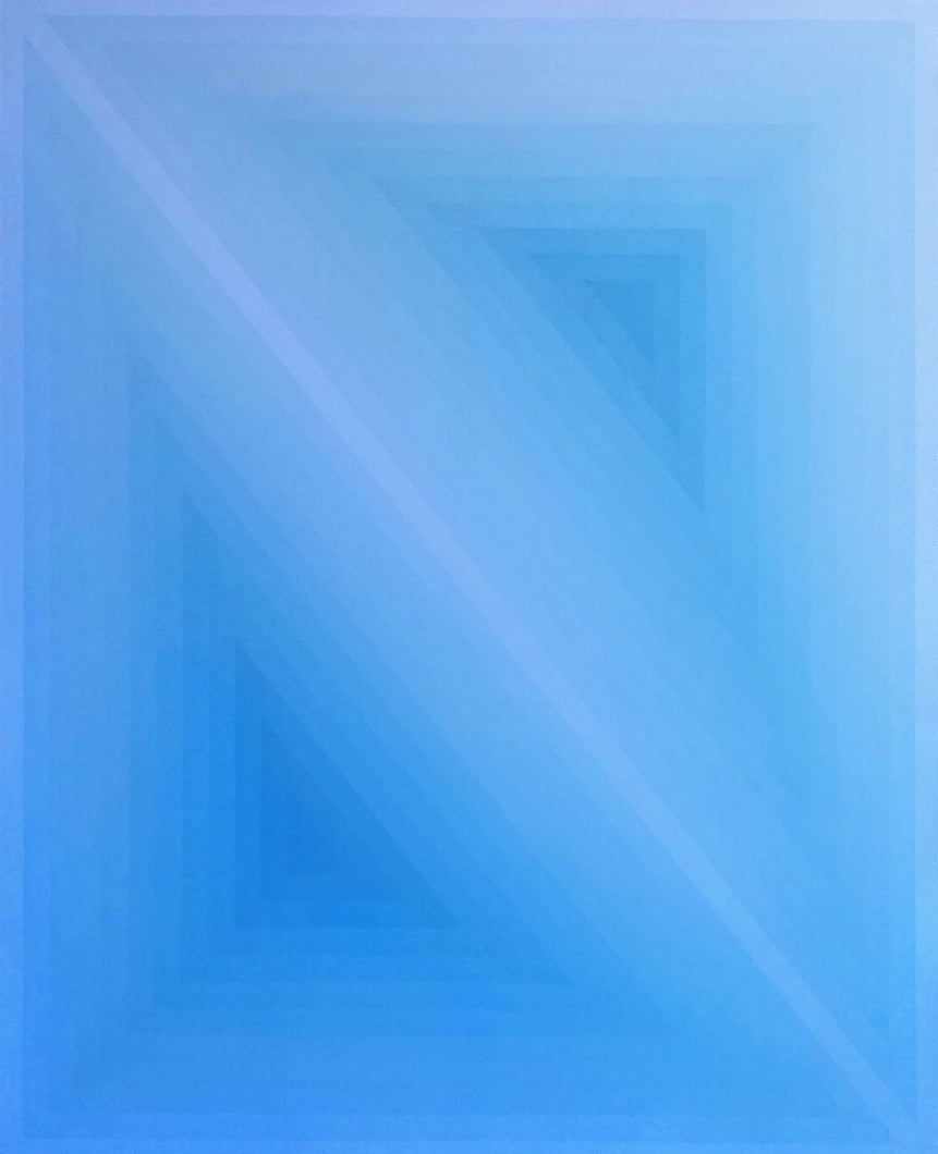 José Alcañiz – Ultramarine light to Prussian blue Phthalo 12 colors