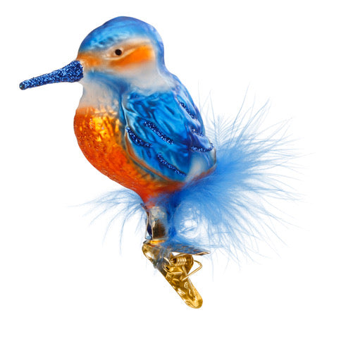 Icebird Christmas Ornament