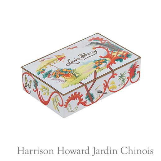 Harrison Howard Jardin Chinois 12 piece Truffle Collection