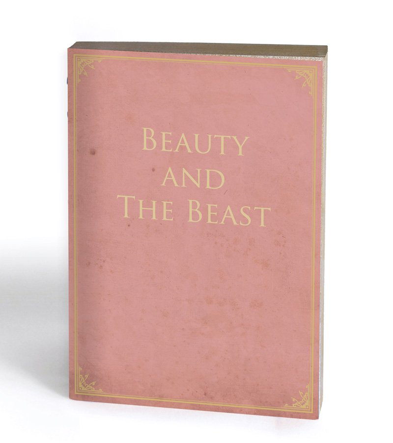 Beauty & The Beast Notebook