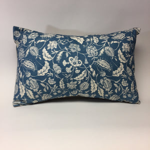 "Antoinette Poisson Indienne 30B 18"" x 27"" Pillow"