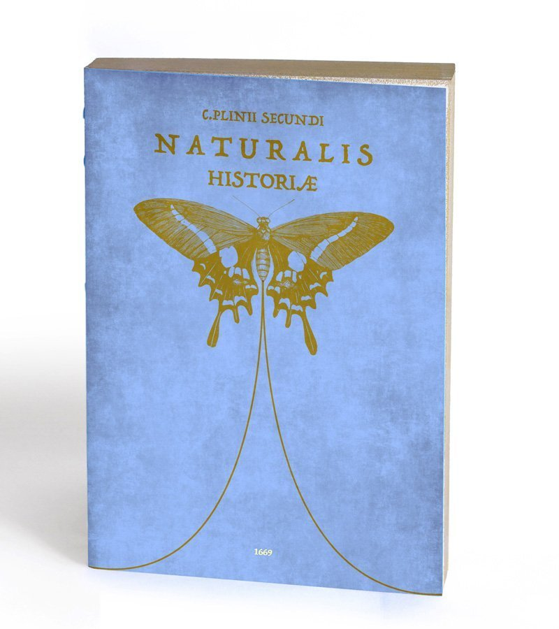 Naturalis Historiae Notebook
