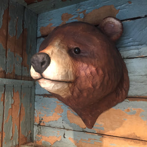 Brown Bear Mount