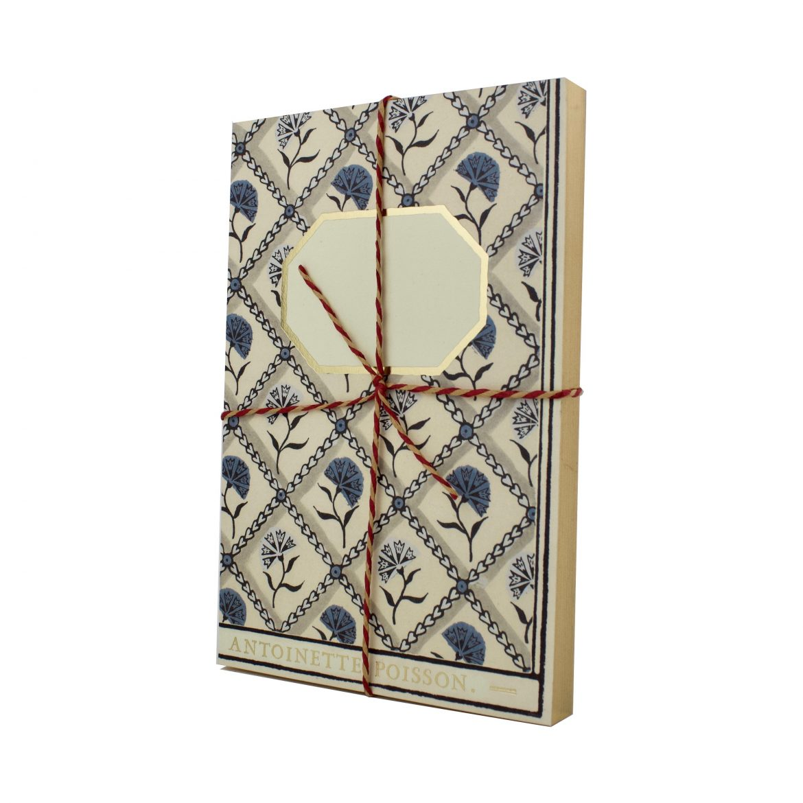 Antoinette Poisson Creation Notebook