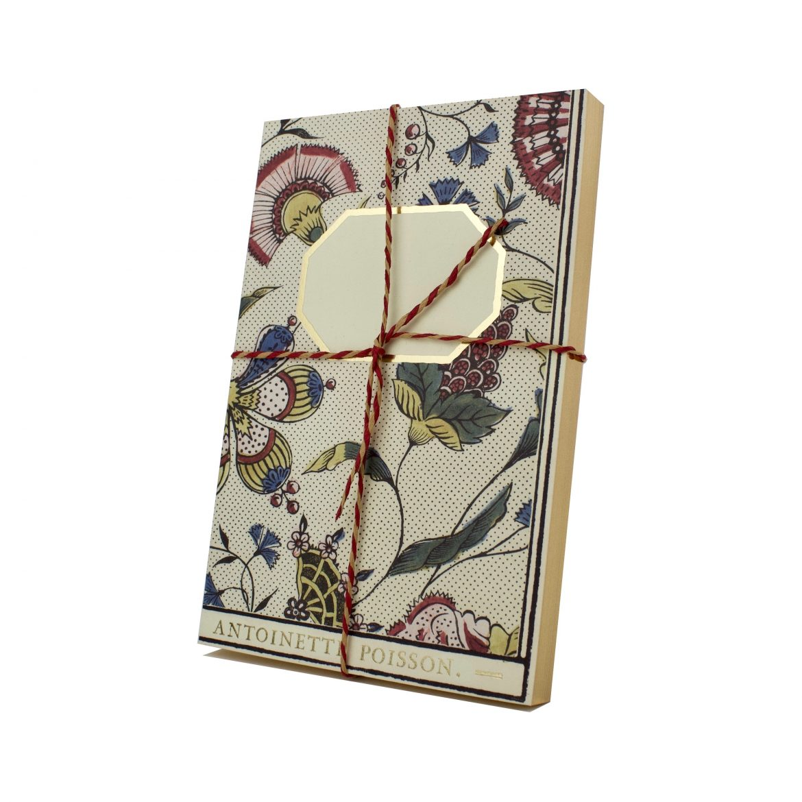 Antoinette Poisson Jaipur Notebook