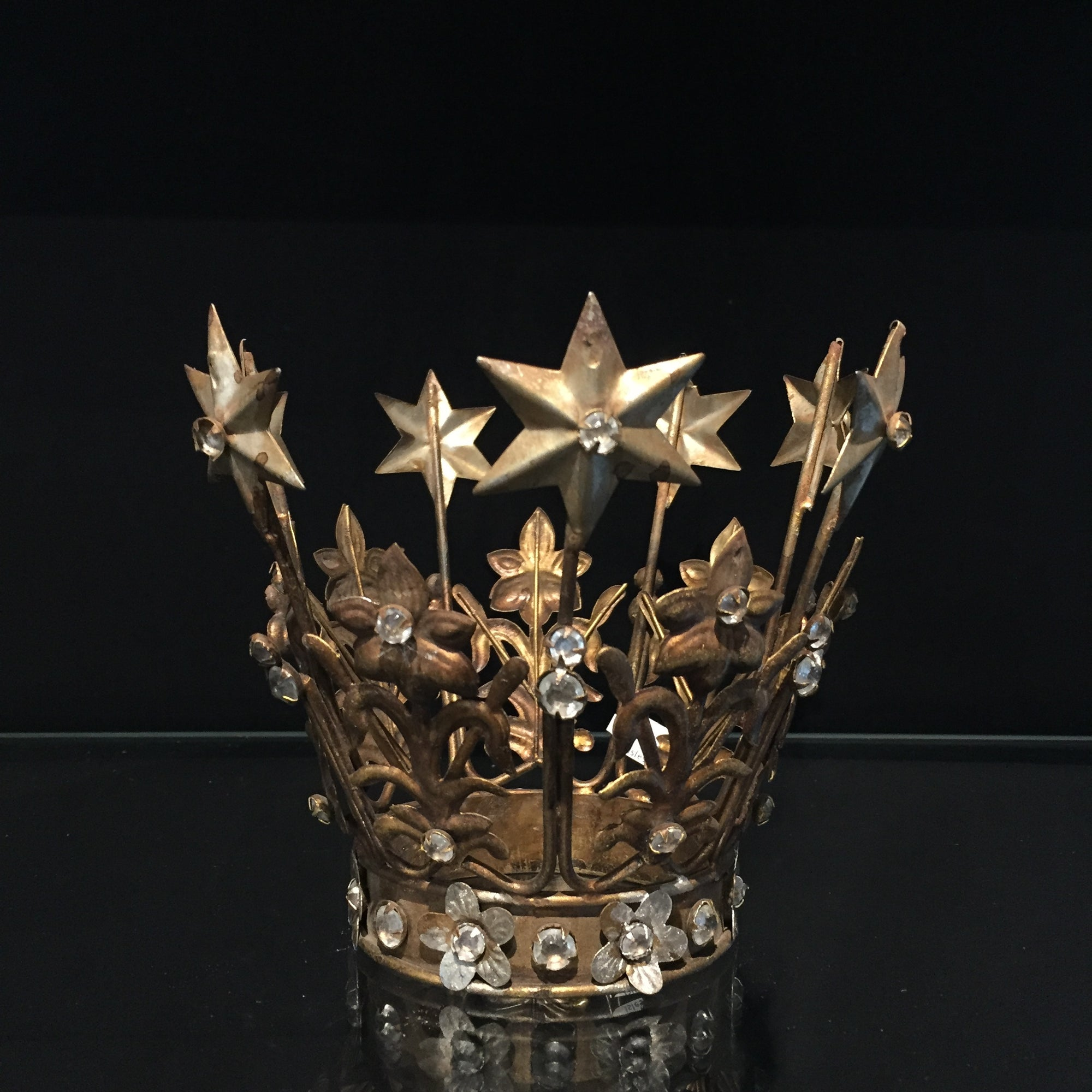 Antique Style Crown