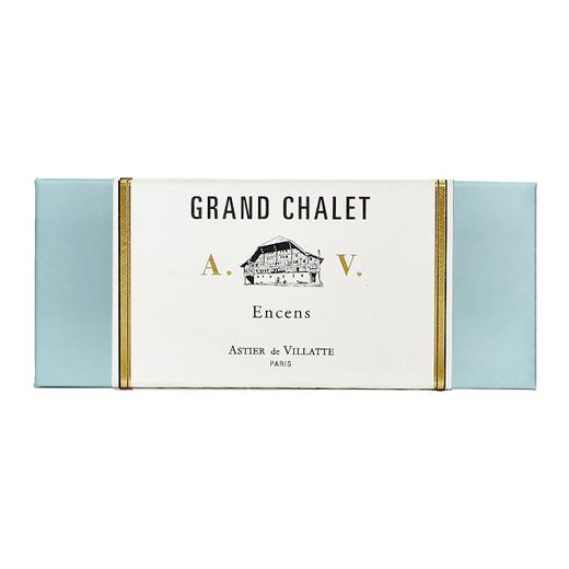 Astier de Villatte Grand Chalet Incense Box