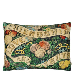 Friendship Decorative Pillow by John Derian