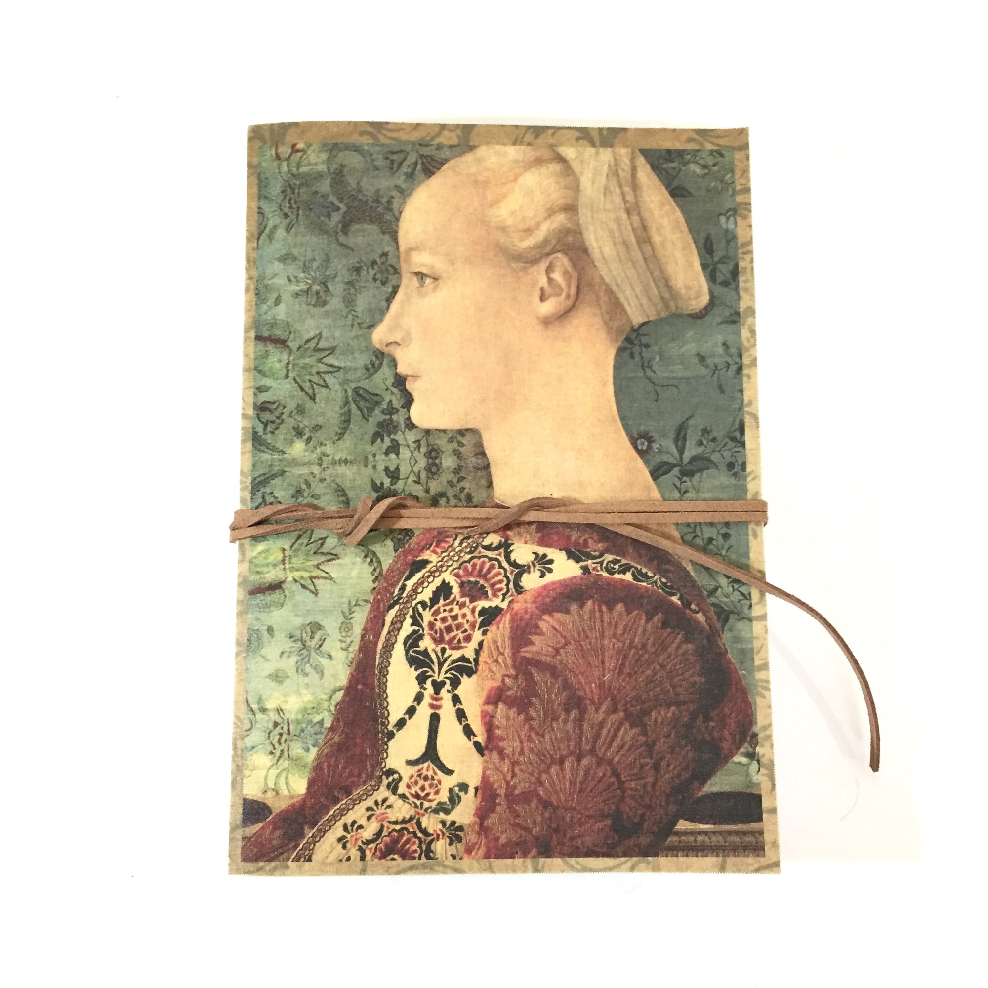 Lady A. Pollaiolo Notebook