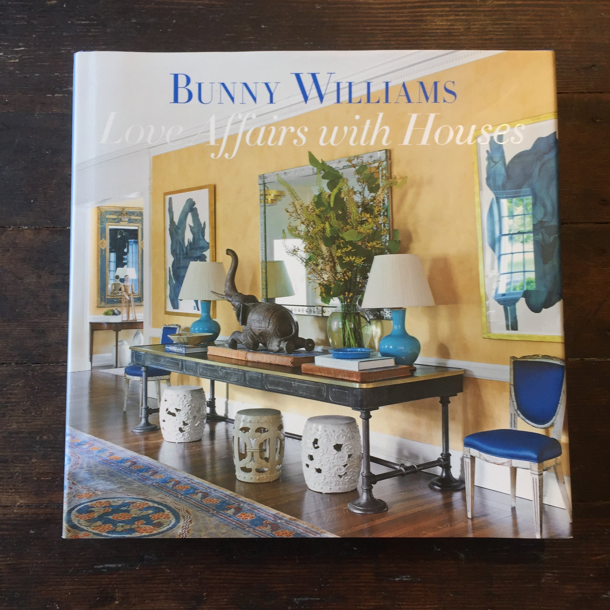 Bunny Williams Love Affairs With Houses