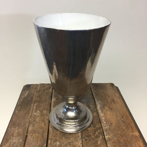 Platinum Simple Vase by Astier de Villatte