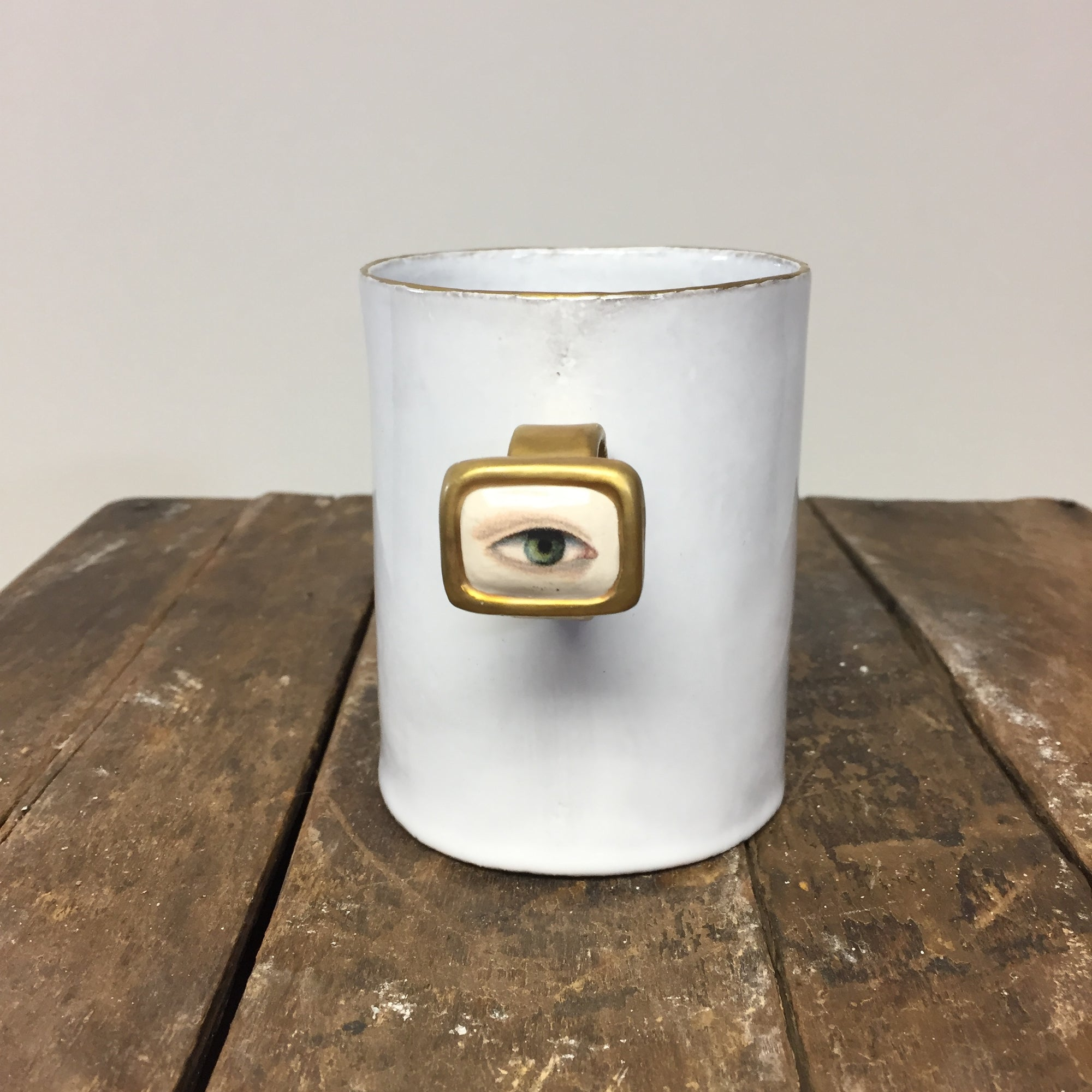 Serena Eye Ring Cup Right