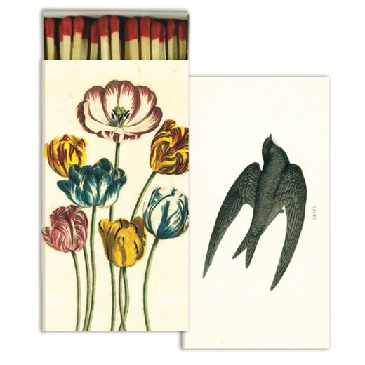 John Derian Tulip and Swift Matches