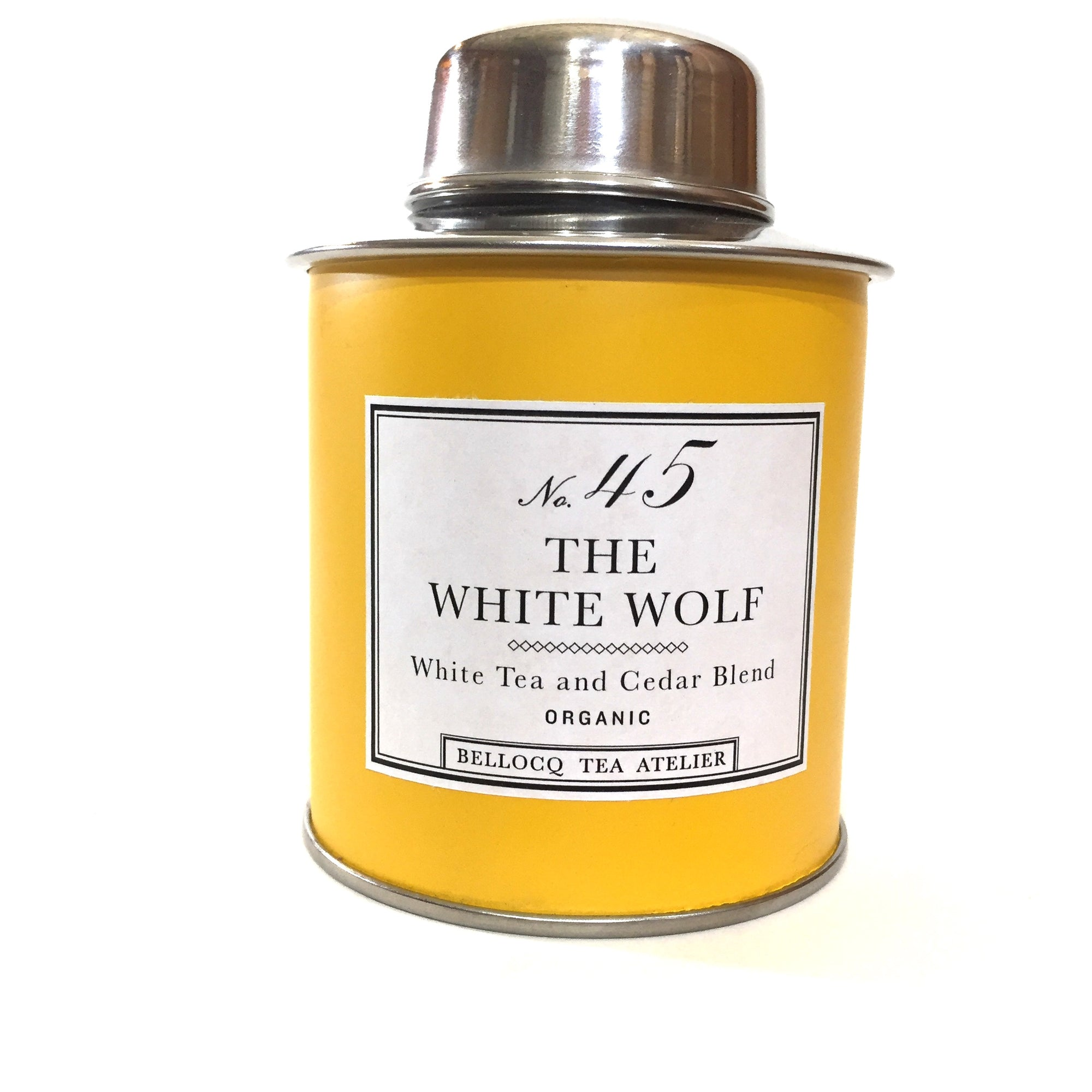 The White Wolf No. 45 Tea