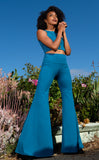 20% Off - Bamboo High Waist Big Bell Pants - 3 Colors