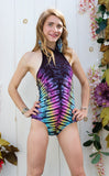 Tie Dye Calista Bodysuit - XS Only