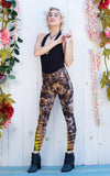 Tie Dye Luna Leggings - XS Only