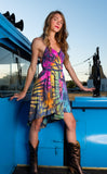 Tie Dyed Pocket Dress