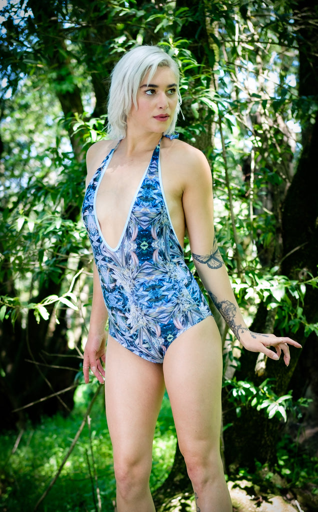 Night Owl Liberty Bodysuit - Jammin Warrior Collective