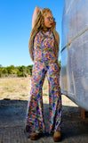 30% Off - Acid Test Velvet Mystique Onesie - Jammin Warrior Collective