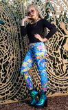 Sea Vision Ladyhawke Leggings - Jammin Warrior Collective
