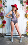 Silver Star Liberty Bodysuit