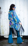 Sea Visions Liquid Light Kimono - Jammin Warrior Collective