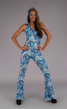 Monet Mystique Slim Bell Onesie