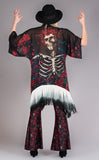 Grateful Dead Kimono - Bertha - Jammin Warrior Collective - Warrior Within Designs ,