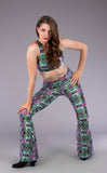 Fruitful Slim Bells - Jammin Warrior Collective - Warrior Within Designs ,Pants