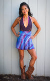 Tie Dye Nixie Skirt - Warrior Within Designs ,Tie Dye