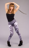 Textured Zoumer Leggings - Warrior Within Designs ,Pants