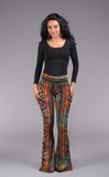 Aztec Slim Bells - Warrior Within Designs ,Pants