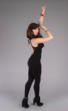 Snip Tease - Bamboo Huntress Ladyhawke Onesie - Warrior Within Designs ,Tight Leg Onesie